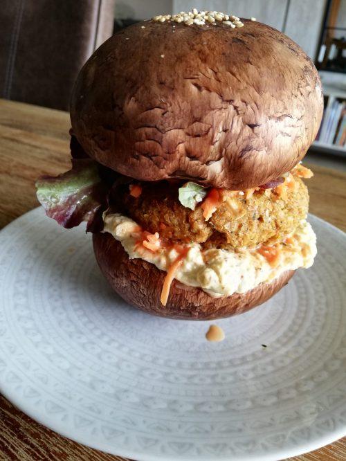 hamburger crusine